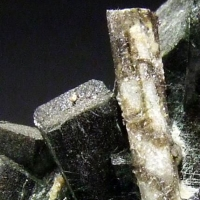 Scapolite On Diopside