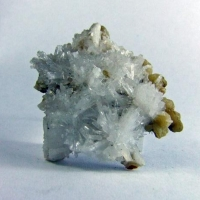 Aragonite On Calcite