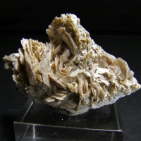 Bavenite On Calcite