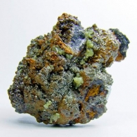 Iodargyrite On Mimetite