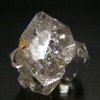 Herkimer Diamond Diamond