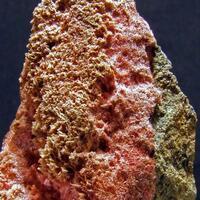 Smolyaninovite Psm Erythrite & Mansfieldite