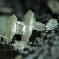 Baryte & Ferroan Calcite
