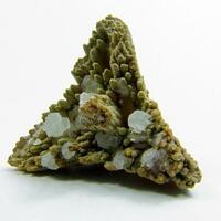 Ferroan Calcite & Phillipsite