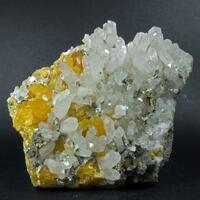 Celestine Sulphur & Bitumen