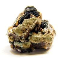 Chalcopyrite & Dolomite