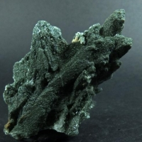 Chlorite On Quartz