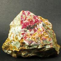 Cobaltaustinite Erythrite & Smolyaninovite