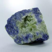Dawsonite Ankerite & Sodalite