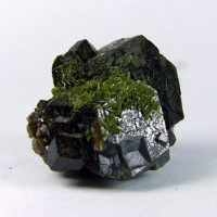 Epidote On Andradite