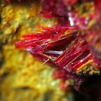 Erythrite & Smolyaninovite