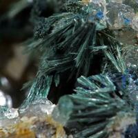 Gormanite Lazulite & Siderite