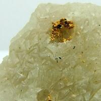 Gold On Quartz