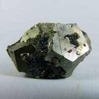 Pyrite & Hematite