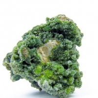 Pyromorphite On Kaolinite