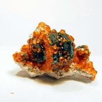 Spessartine & Biotite
