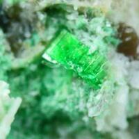 Torbernite & Chalcosiderite