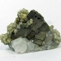 Arsenopyrite Quartz & Muscovite