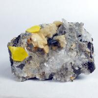 Bournonite & Ullmannite