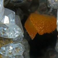 Chabazite & Ferrocalcite