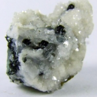 Chamosite On Calcite