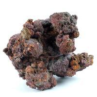 Cuprite On Native Copper