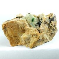 Ferberite & Torbernite
