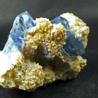 Fluorite In Albite