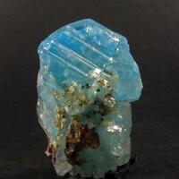 Linarite In Cerussite