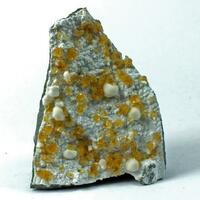 Mesolite & Ferrocalcite
