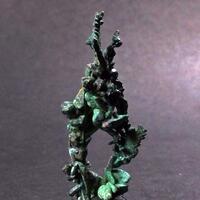 Native Copper Paratacamite & Nantokite