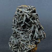 Siderite On Hematite