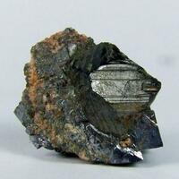 Sphalerite In Galena