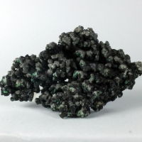 Tenorite On Native Copper