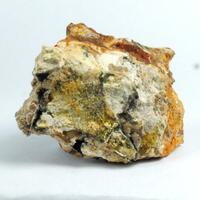 Ushkovite Xanthoxenite & Phosphosiderite