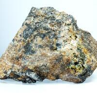 Bromian Chlorargyrite On Cerussite
