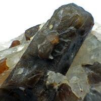 Bustamite In Calcite