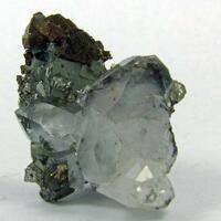 Chalcopyrite Arsenopyrite & Quartz