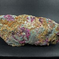Erythrite Lavendulan & Smolyaninovite