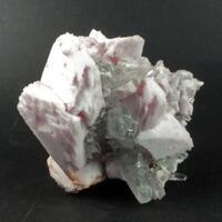 Manganoan Calcite & Quartz