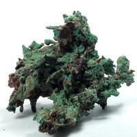 Native Copper & Paratacamite
