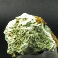 Olivenite On Scorodite