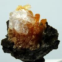 Phacolite On Ferrocalcite