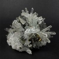 Quartz & Sphalerite