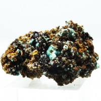 Rosasite & Smithsonite