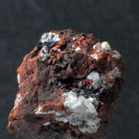 Shannonite Hydrocerussite & Minium