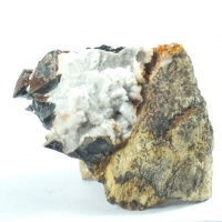 Smithsonite On Galena