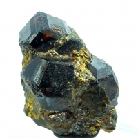 Spessartine In Chalcopyrite