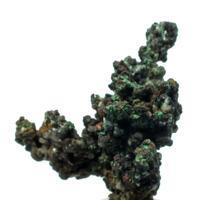 Tenorite Paratacamite & Native Copper