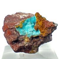Turquoise Psm Wavellite
